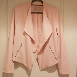 Banana Republic Pink Blush Blazer